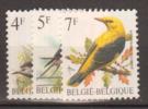 BELGIQUE     1992                      N°     2474 / 2476        COTE    1 € 50          ( V 200 ) - Belgique