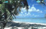 NORTHERN MARIANA ISLANDS 10 U  SAIPAN LAGOON LANDSCAPE NMN-MM-10 ISSUED 1993 TAMURA READ DESCRIPTION !! - Northern Mariana Islands