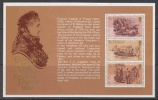 St. Helena 1980 Empress Eugenie M/s ** Mnh (25643A) - Sint-Helena