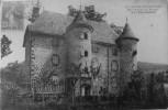 Chateau De Meynial Près Pierrefort - France