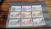 LOT 279933 TIMBRE DE ANDORRE NEUF* N�158 A 164 VALEUR 105 EUROS