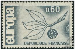 Pays : 189,07 (France : 5e République)  Yvert Et Tellier N° : 1456 (o)  [EUROPA] - Frankreich