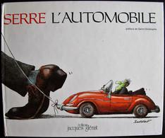 BD L'AUTOMOBILE - SERRE - BE - Rééd. 1981 - Serre