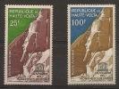 UPPER VOLTA - Nubian Monuments 1964 - Obervolta (1920-1932)