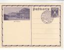 AK Wien, Ganzsache, Sonderstempel Paneuropa-Kongress 1935 - Ereignisse