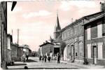 Carte Postale Ancienne De HAUTEVILLE-Grande Rue - Other Municipalities