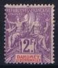 Dahomey: Yv Nr 16 MH/*, Avec  Charnière , Mit Falz, - Dahome (1899-1944)