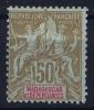 MADAGASCAR Yv Nr 47 MH/*, Avec  Charnière , Mit Falz,  Signe - Madagascar (1889-1960)