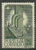 Portugal - 1940 Lisbon International Exhibition Issue 25c MH   Sc 589 - Unused Stamps