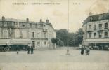 60 CHANTILLY / Entrée De L'Avenue De La Gare / - Chantilly