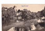 24973 Montigny Sur Loing, Digue Bord Loing -7132 Mignon- Barque - France