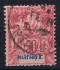 Martinique   Yv Nr 41 Used Obl - Martinique (1886-1947)
