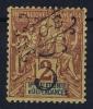 NOUVELLE CALEDONIE   Yv Nr 54 Avec  Charnière , Mit Falz - Nieuw-Caledonië