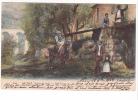24976 LE BAR ( Ligne Du Sud ) - Une Ferme  -LL 826 Colorisée Cheval - France