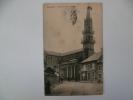 LANNILIS:Eglise Et Place Du Marché(Cachet Régiment D'Infanterie). - France