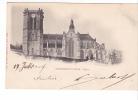 24981 CHAUMONT EN VEXIN - Eglise --pap Bourgeois -