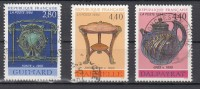 France 1994 Mi Nr 3001 - 3002 Kunst, - Usati
