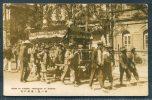 China Funeral Procession At Manchu Postcard - China
