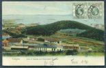 1908 China Tsingtau Barracks Sternberg Postcard Victoria Hong Kong - Government Political Officer, Bosnia - Chine
