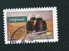 N° 811 Journée De La FemmeConfiance France Oblitéré 2013 - France