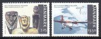 Danemark Danmark 1463/64 Année Des Poles , Archéologie , Avion - Année Polaire Internationale