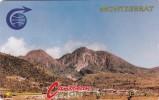 Montserrat, MON-3B, Mountain, 2 Scans.   3CMTB  BSt