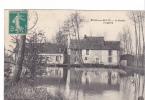 24986 BESSE-sur-BRAYE Sarthe - Le MOULIN D´ AIGREFIN -JRN (à Eau -roue )