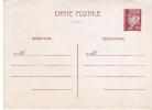 24988 Carte Postale Petain 1.20 F, Dos Blanc