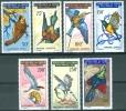 Congo 1967 Birds MNH** - Lot. 3845 - Congo - Brazzaville