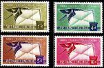 VIETNAM SÜD SOUTH [1960] MiNr 0223-26 ( **/mnh ) [La] - Viêt-Nam