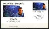 Polynésie Française - FDC - 1996 - Yvert N° 502  - Paul Emile Victor - FDC