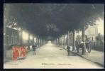 Cpa Du 72 Brûlon  -- Avenue De La Gare      OCT31 - Brulon