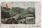 Nr.  5750, Gruss Aus Dem Höllenthal, Hotel Und Pension: Frau Holle,  Eschwege Nach Göttingen - Höllental