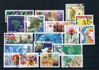 Brasilien 2000 Kleines Lot 18 Werte Gest. - Used Stamps