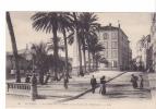 25015 Hyeres  Place Palmiers Et Soeurs De L Esperance -LL 56- - Hyeres