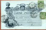 62  CPA Précurseur De CALAIS     Circulée En 1900    Trés Bon état - Calais