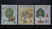Slovakia - 1993 - Mi: 168-70**MNH - Look Scan - Slowakische Republik