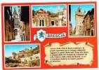 G3031 Brescia - Panorama - Vedute - Multipla - Legenda Informativa - Stemma Cittadino / Non Viaggiata - Brescia