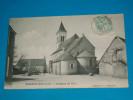 36 ) Nowant-vic - L'eglise De Vic  - Année 1905 - EDIT - E.C - France