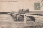 1 - Etaples - Pont Sur La Canche ( Passage Du Train Ou Du Tramway ) - Etaples