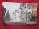Nocé (Orne) Château De Beaulieu Timbré 1921 - Châteaux