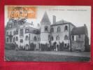 Nocé (Orne) Château De St Hilaire Timbré 1921 - Châteaux