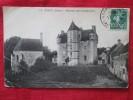 Nocé (Orne) Manoir De Courboyer Timbré 1922 - Châteaux