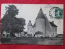 Nocé (Orne) Manoir De L' Ormarin Ou Lormarin Timbré 1921 - Châteaux