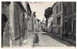 """"""" MONTIGNY - La Grande Rue """" TRES RARE ! - Montigny Le Bretonneux"""