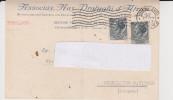 Cartolina Assoc. Nazion.profughi D'africa 1957 - Historical Documents