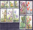 2015-0512 Lot Definitives Kenia Flowers 1983 Used O - Kenia (1963-...)