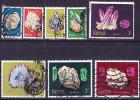 2015-0513 Lot Definitives Kenia Minerals 1977 Used O - Kenia (1963-...)