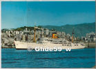 M-N Esperia 9314 T. S. L. - Linea Italia-Agitto-Libano - Crociere Nel Mediterraneo E Alle Canarie - 442 Passageri - 20 N - Paquebots