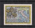 VATICANO     1985    CONCORDATO           SASS.783          MNH         XF - Vaticano